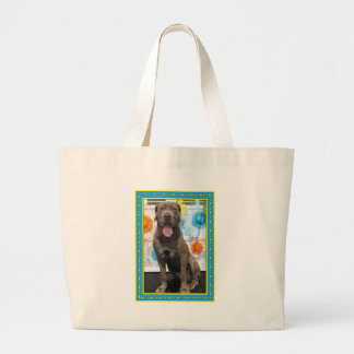 Snoop - Neopolitan Mastiff -3F Jumbo Tote Bag