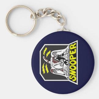Snooper - 371st RRC LB Basic Round Button Keychain