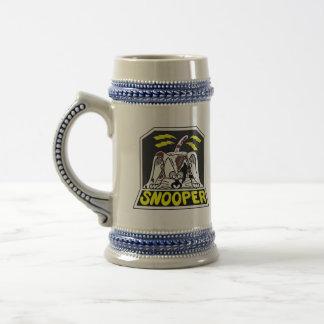 Snooper - 371st RRC LB Beer Stein