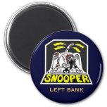 Snooper - 371st RRC LB Fridge Magnet