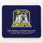 Snooper - 371st RRC LB Mouse Pad