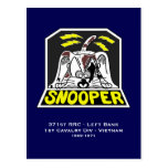 Snooper - 371st RRC LB Postcard