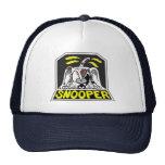 Snooper - margen izquierda 371o RRC del proyecto - Gorros Bordados