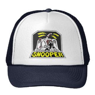 Snooper - Project Left Bank 371st RRC - 1st Cav Trucker Hat