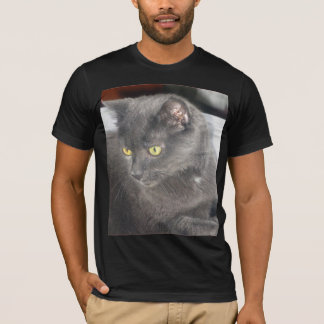 Snoops Cat in Deep Thought Shirt