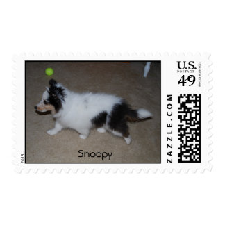 Snoopy Postage