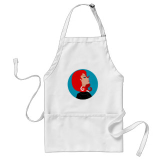 Snooty Lady Adult Apron