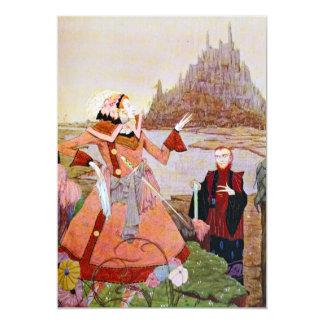 Snooty Queen Card
