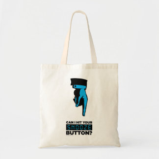 Snooze Button Bag