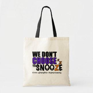 Snooze IH Tote Bag