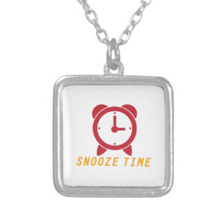 Snooze Time Necklaces