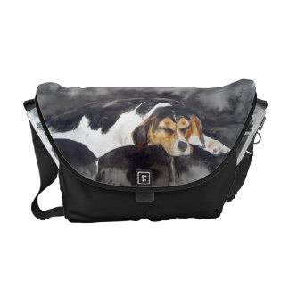 SNOOZING - Rickshaw Messenger Bag