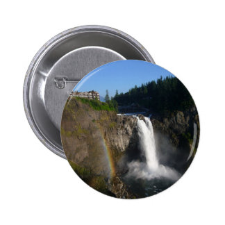 Snoqualmie baja Washington Pin