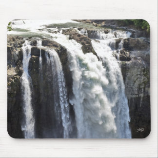Snoqualmie Falls 04 Mouse Pad