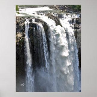 Snoqualmie Falls 05 Print