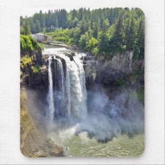 Snoqualmie Falls 08 Mouse Pad