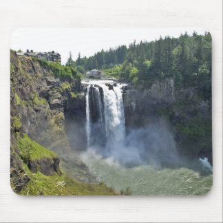 Snoqualmie Falls 11 Mouse Pad