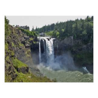 Snoqualmie Falls 11 Posters