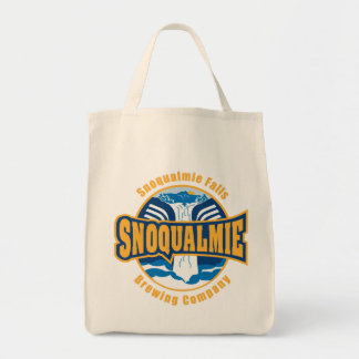 Snoqualmie Falls Brewery bag