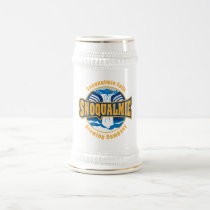 Snoqualmie Falls Brewery stein
