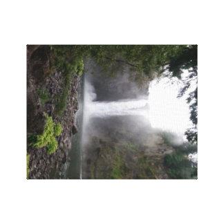 Snoqualmie Falls canvas