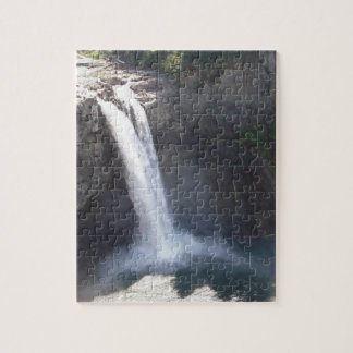 Snoqualmie Falls Jigsaw Puzzle