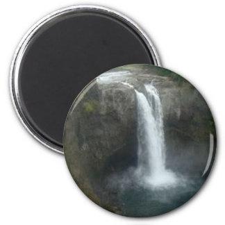 Snoqualmie Falls Fridge Magnets