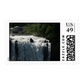 Snoqualmie Falls Postage Stamp