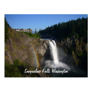Snoqualmie Falls Post Cards