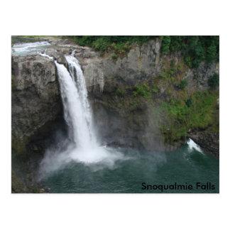 Snoqualmie Falls Postcards