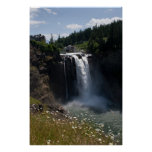 Snoqualmie Falls Posters