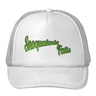 Snoqualmie Falls Trucker Hat