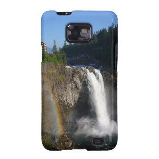 Snoqualmie Falls Washington Galaxy SII Covers