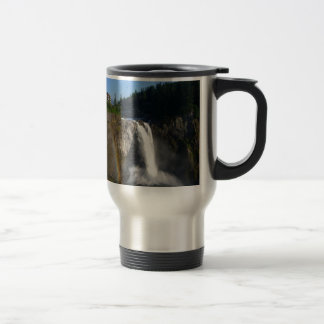 Snoqualmie Falls Washington Travel Mug