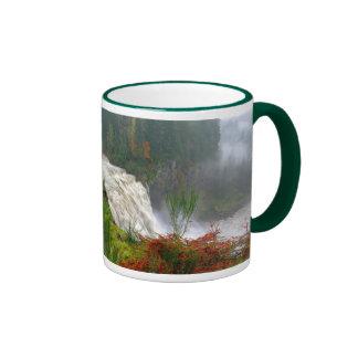 Snoqualmie FallsSnoqualmie, WA Ringer Mug