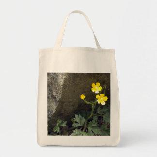 Snoqualmie Floral 01 Canvas Bag