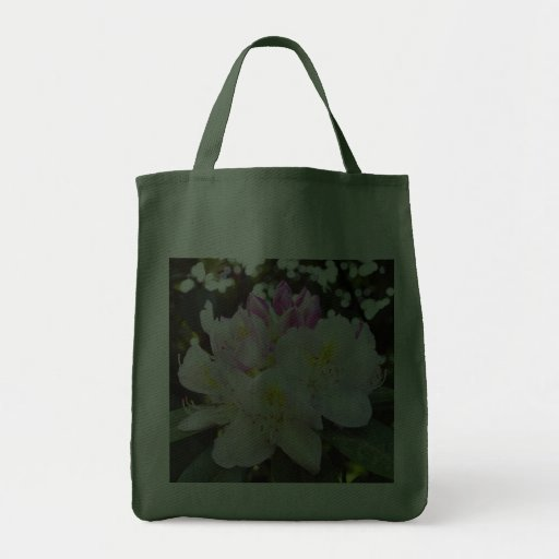 Snoqualmie Floral 05 Tote Bags