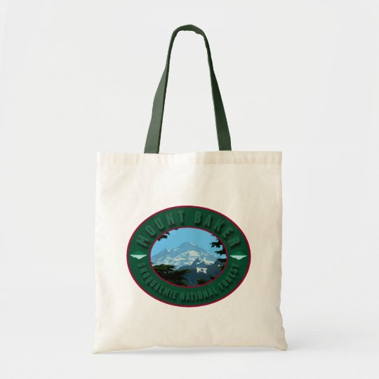 Snoqualmie National Forest-Tote Bag