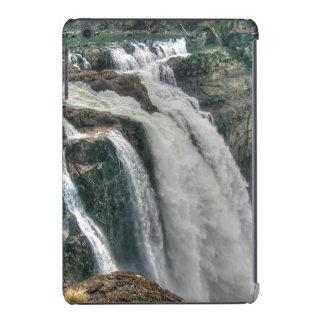 Snoqualmie River Falls Washington, US Nature Scene iPad Mini Covers