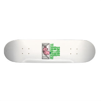 Snore On The Terraces! Skateboard Deck