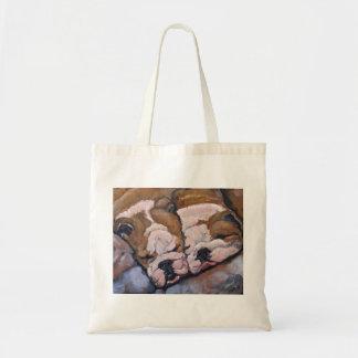 Snoring Bullies Budget Tote Bag