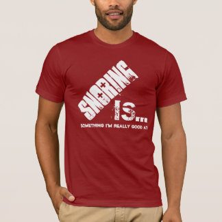 Snoring is What I Am Really Good  At FUNNY T-Shirt