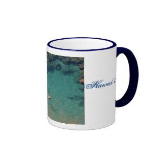 Snorkel Hawai'i Ringer Coffee Mug
