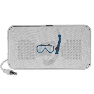 Snorkel Mask Speaker