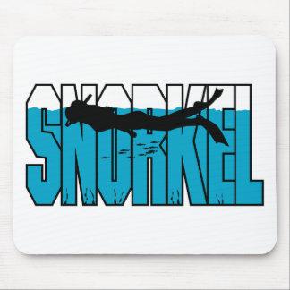 Snorkel Mouse Pad