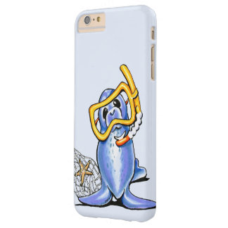 Snorkel Seal Barely There iPhone 6 Plus Case