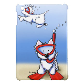 Snorkel Westies Cover For The iPad Mini