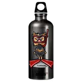 Snorkel Yorkie Aluminum Water Bottle