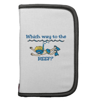 Snorkeler which way you the Reef? Planner
