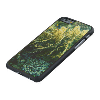 snorkeling 3 (I) Carved® Maple iPhone 6 Slim Case